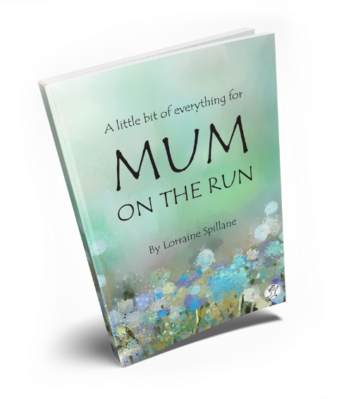 Print Pricing - Mum on The Run paperback book