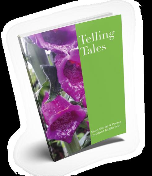 "Paperback book ""Telling Tales"" - Print Pricing"