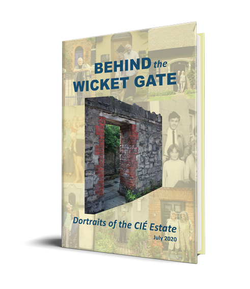 """""""Behind the Wicket Gate"""" hardback book - Print Pricing"""